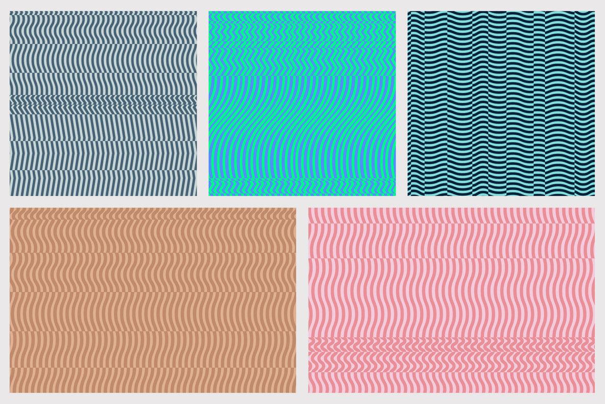 Glitch Waves II