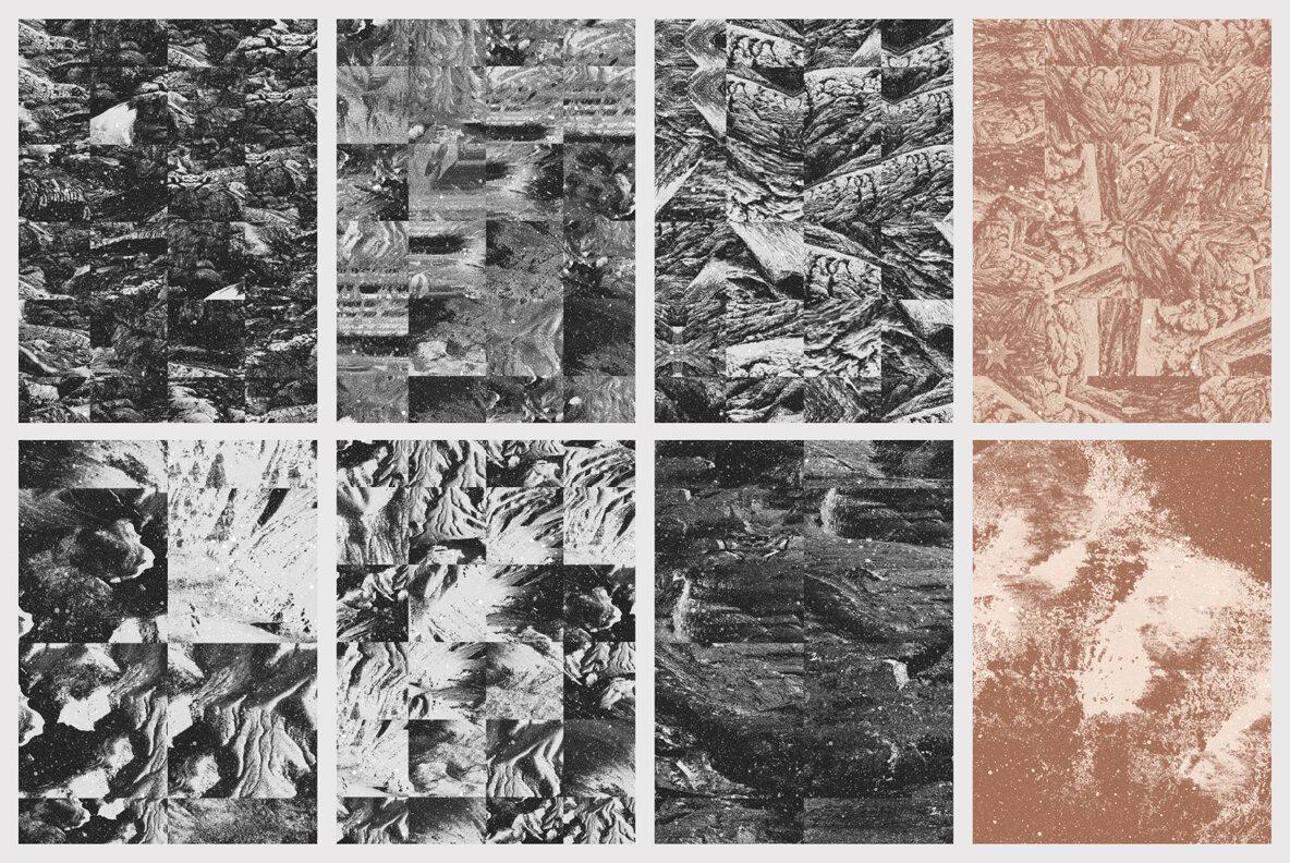 Wabi Sabi Natural Textures