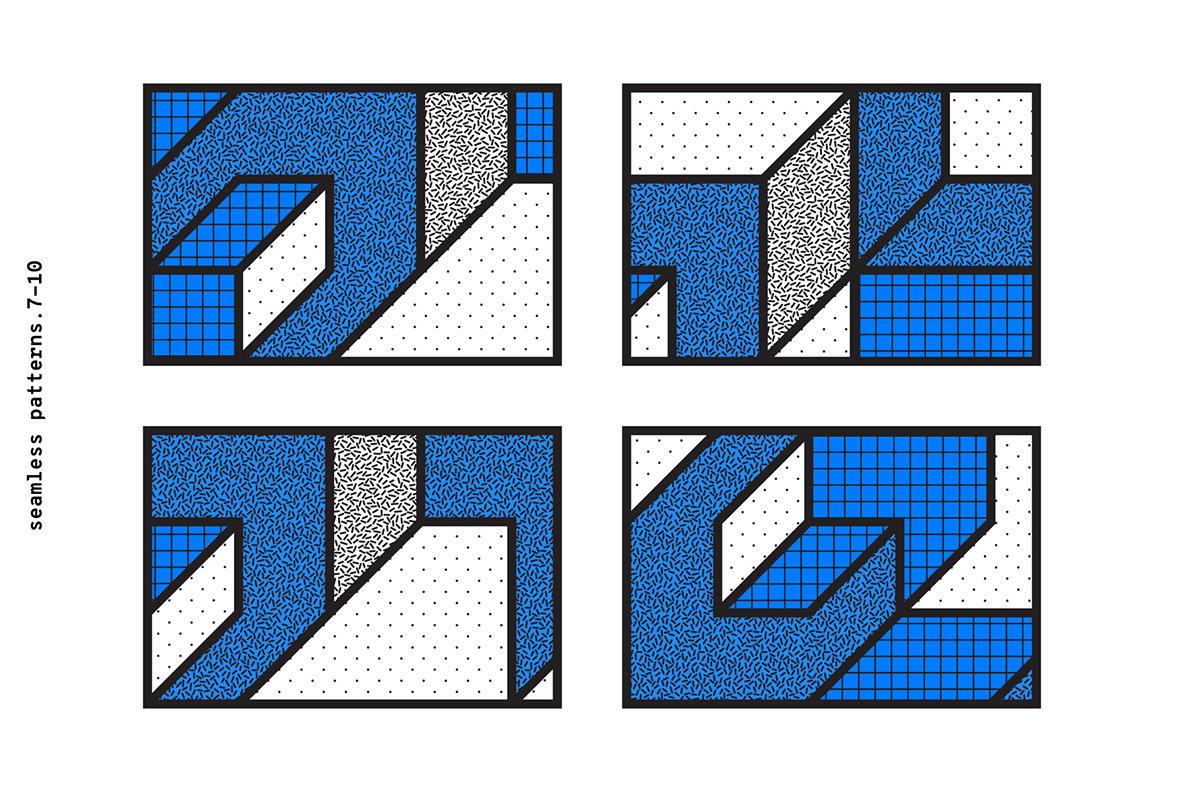 Geometric Design  Shapes   Patterns