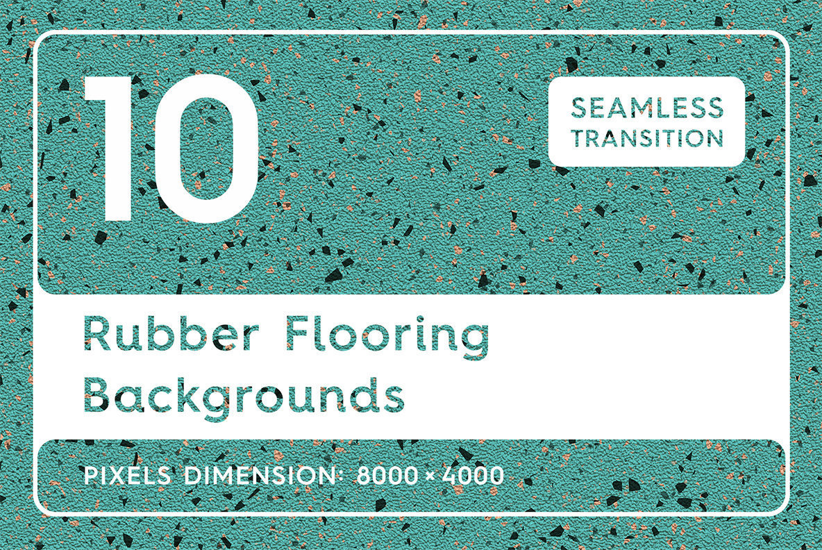 10 Rubber Flooring Backgrounds