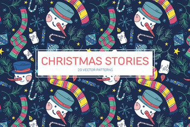 Christmas Stories Patterns
