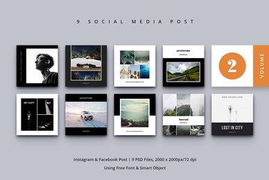 Social Media Post Vol  2