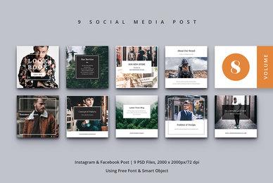 Social Media Post Vol  8