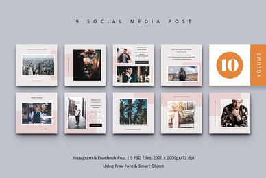 Social Media Post Vol  10