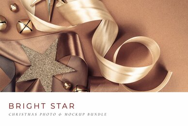 Christmas Photo  Mockup Bundle