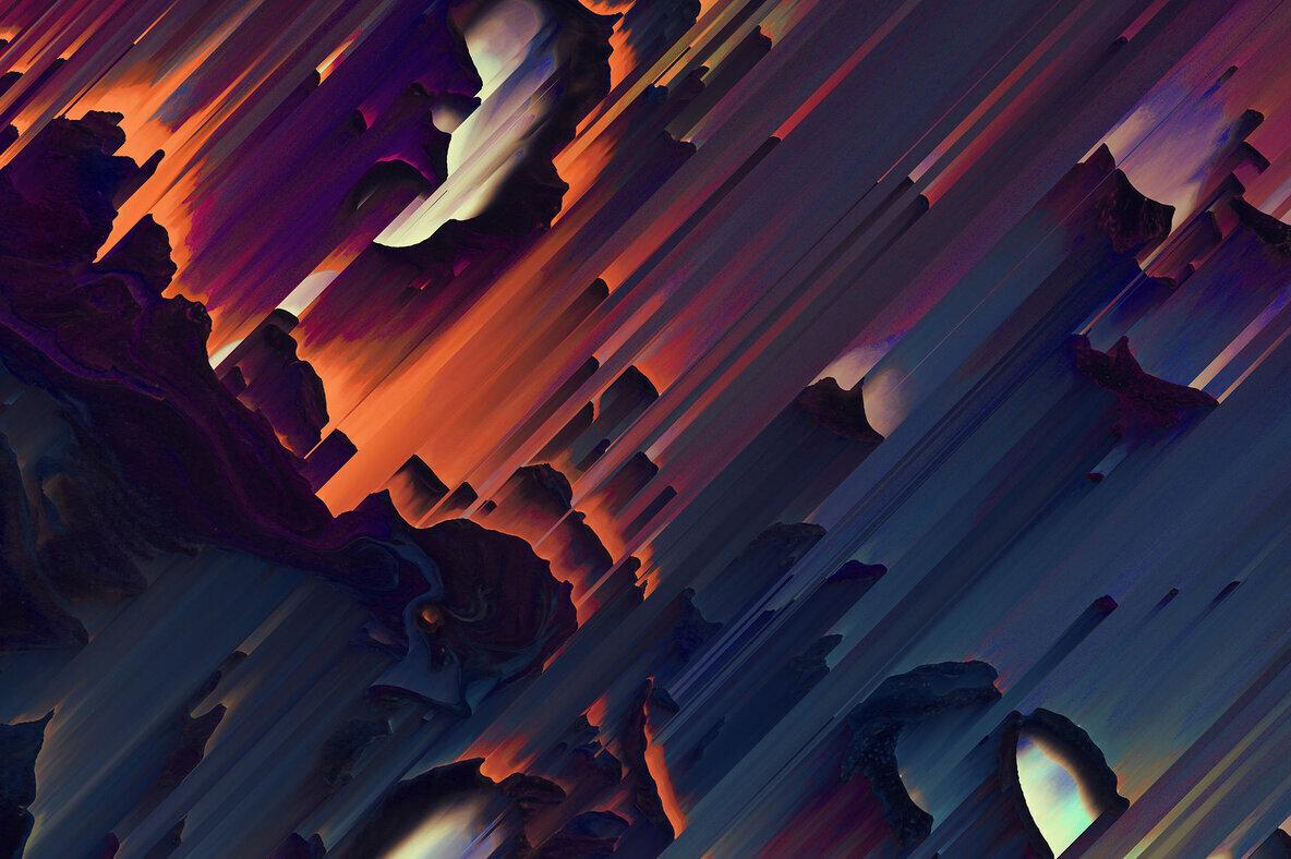 Sorted   12 Pixel Sorted Textures