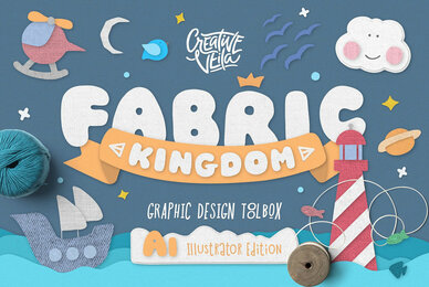 Fabric Kingdom Illustrator Edition
