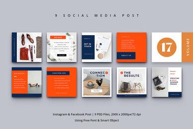 Social Media Post Vol  17
