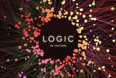 Logic EPS Vectors