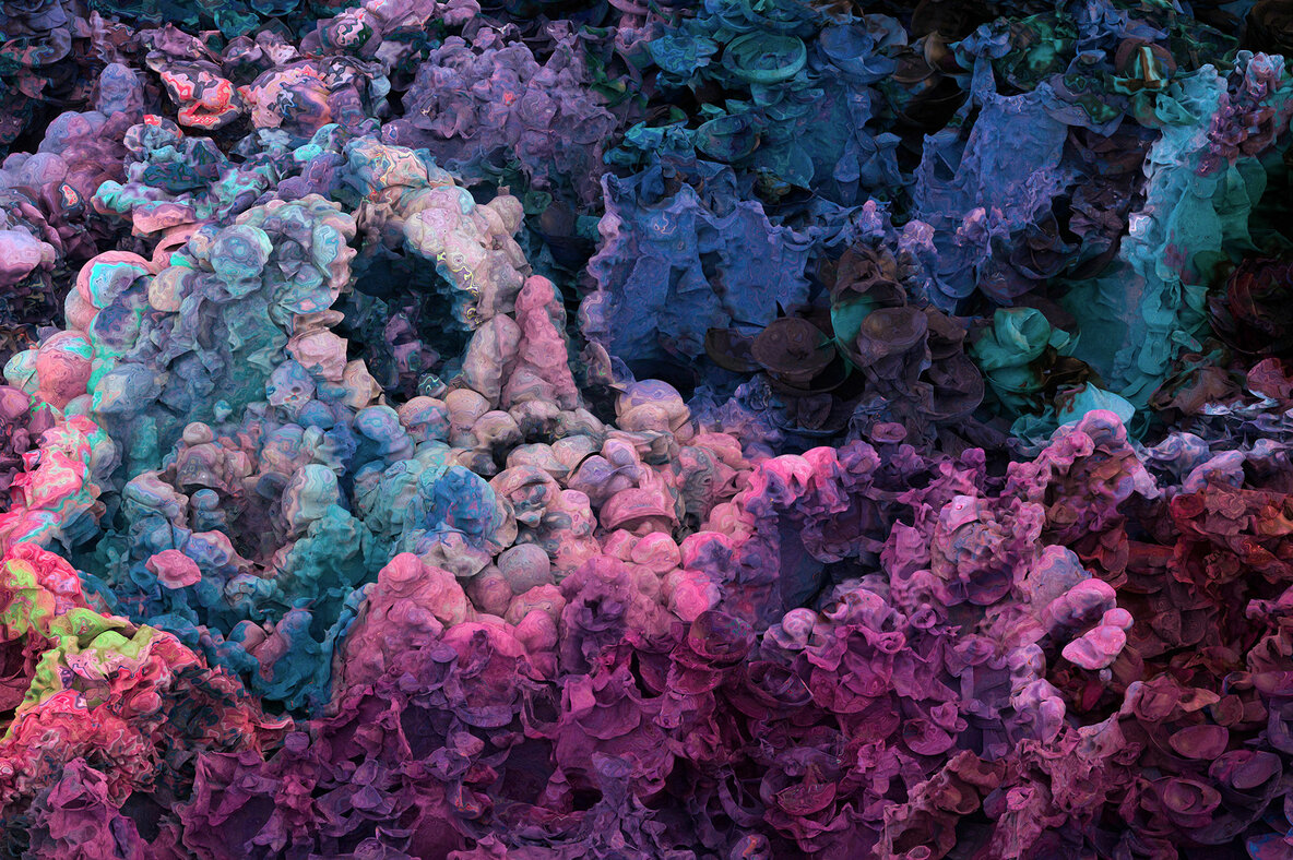 Expanse   12 Experimental Textures