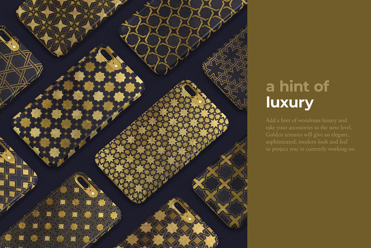 Oriental Backgrounds     200 Decorative Patterns