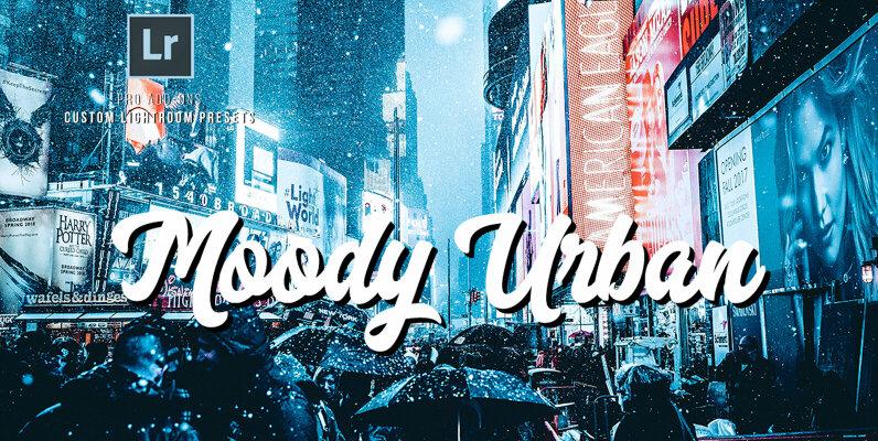 Moody Urban Lightroom Presets