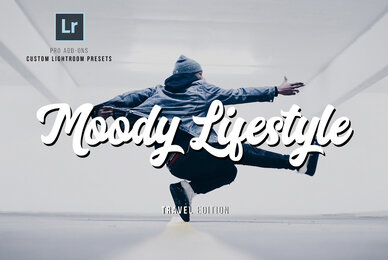 Moody Lifestyle Lightroom Presets