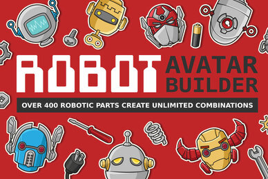 Robot Avatar Builder