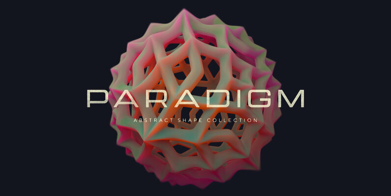 Paradigm Abstract Shapes