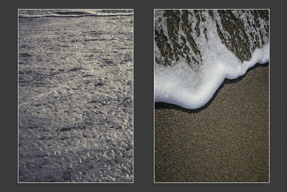 17 Sea Foam On The Shore HQ Textures
