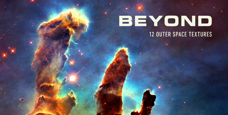 Beyond—Stunning Outer Space Textures