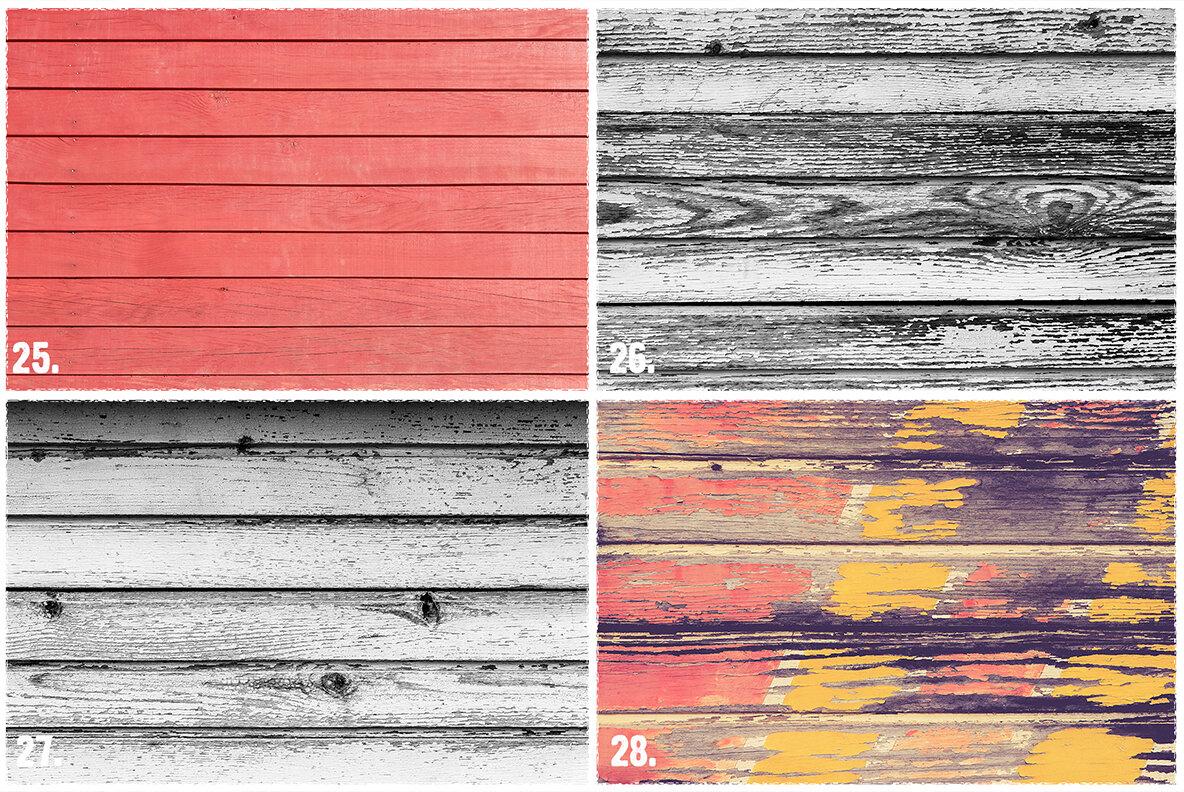 17 Wooden Board Textures
