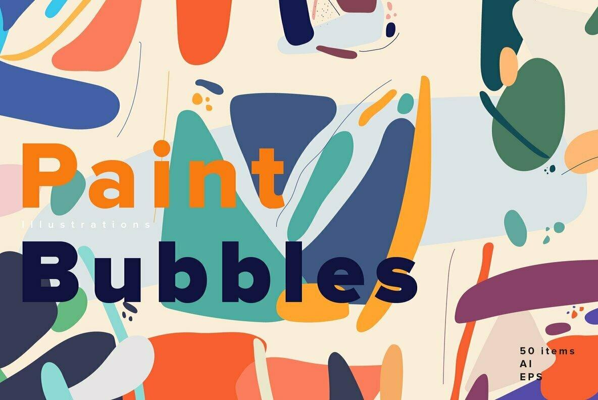 Paint Bubbles