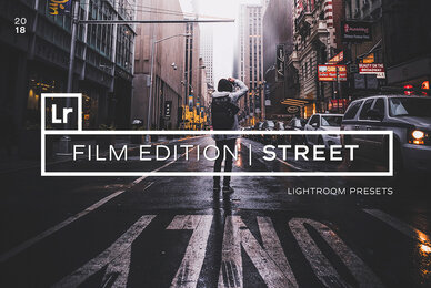 Film Street Lightroom Presets