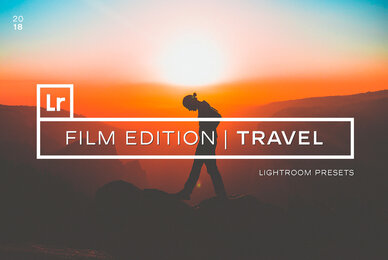 Film Travel Lightroom Presets