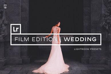 Film Wedding Lightroom Presets