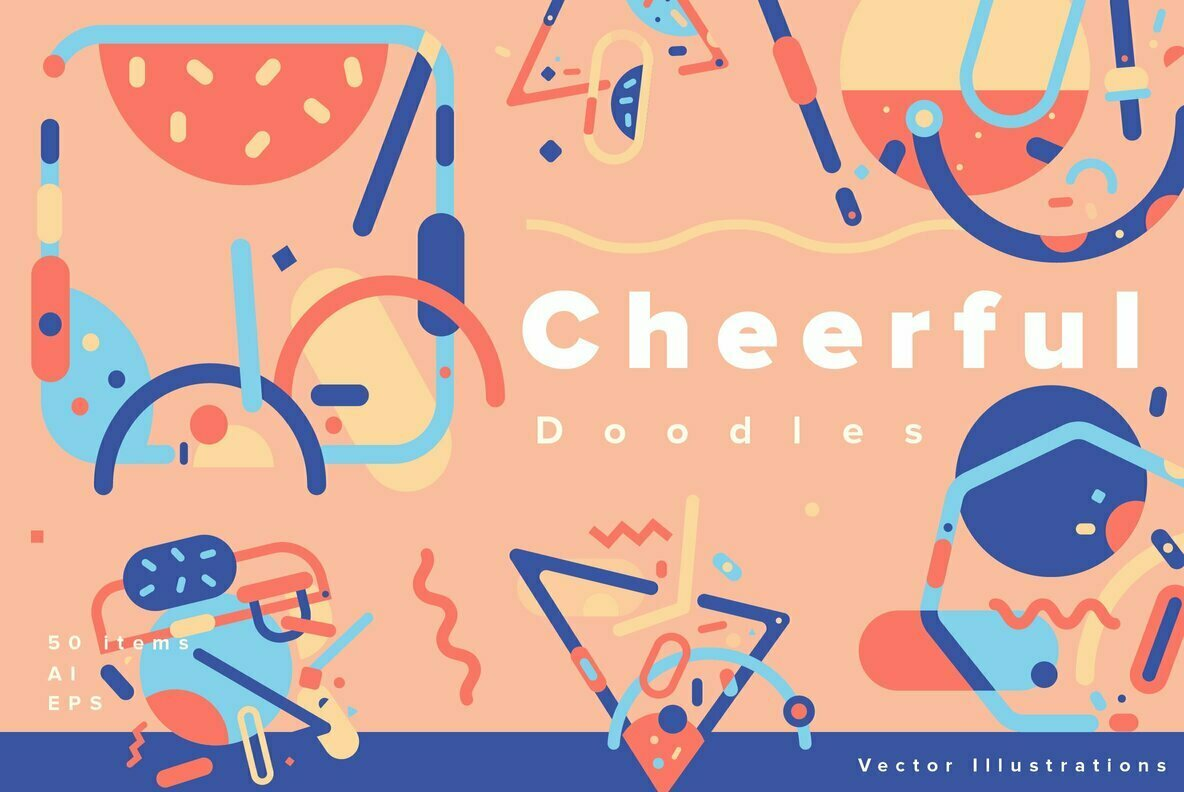 Cheerful Doodles