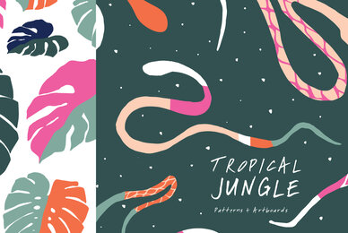 Tropical Jungle