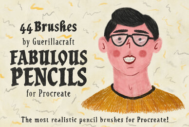 Fabulous Pencils for Procreate