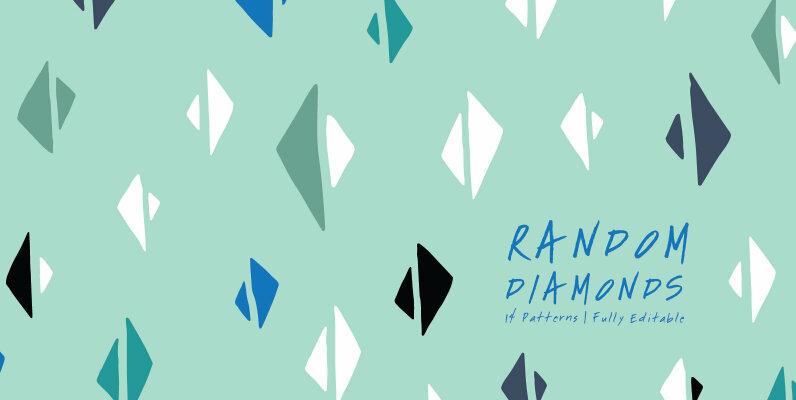 Random Diamonds