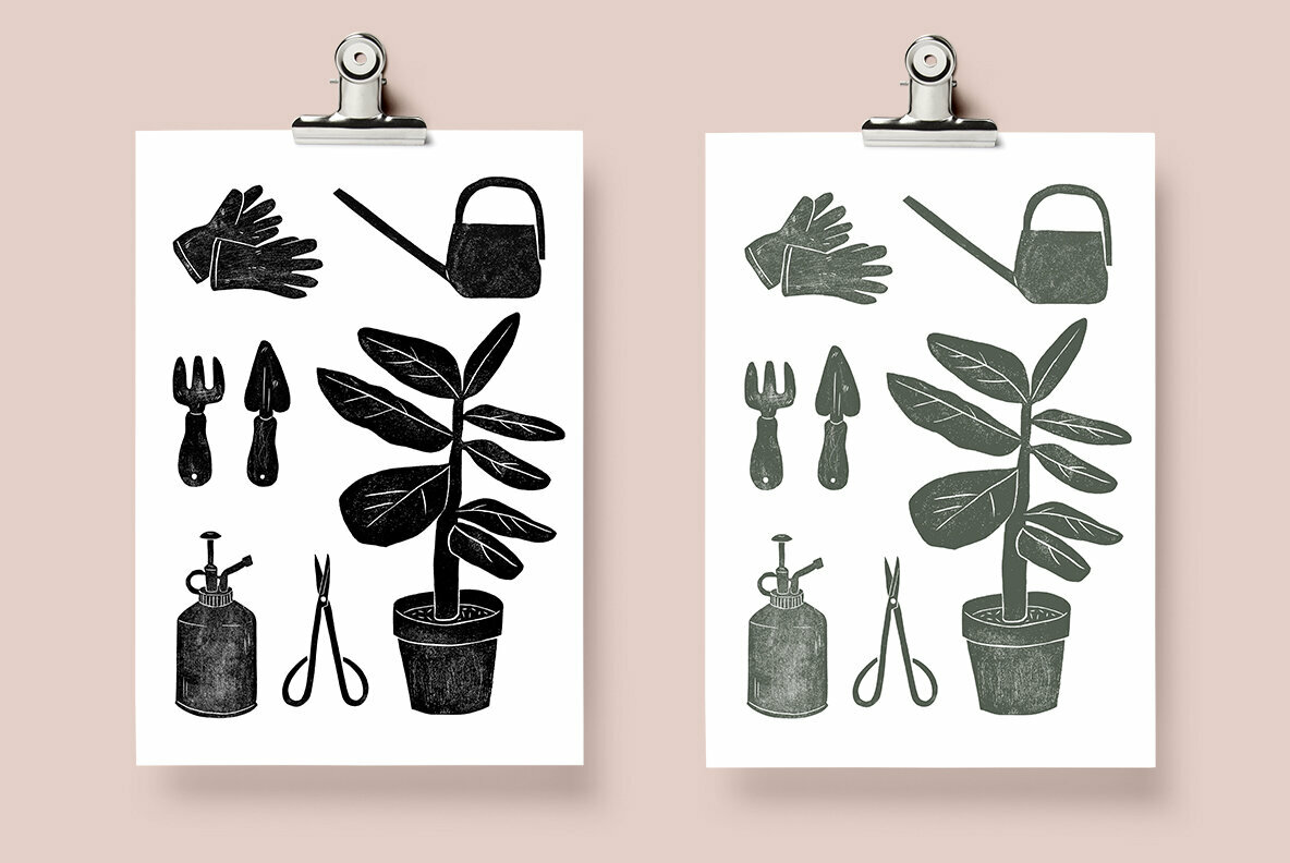 Stylish Garden Tools
