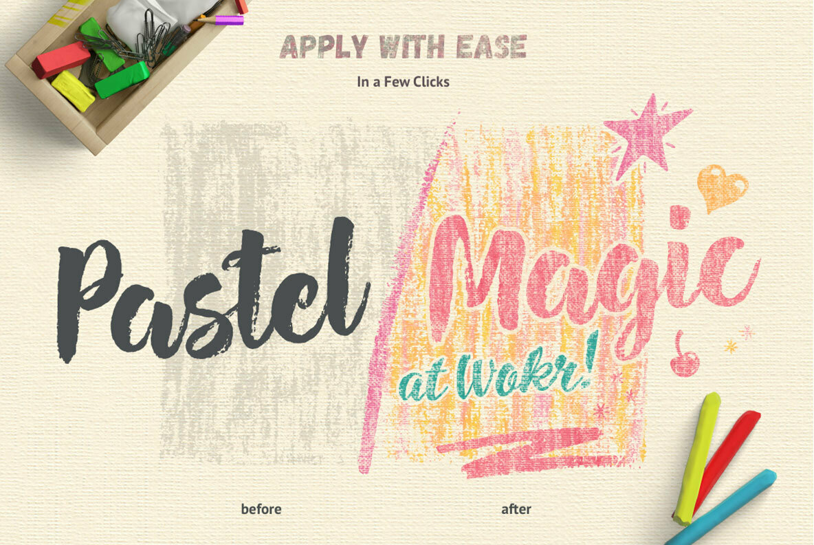 Artistic Studio   Pastel Toolkit