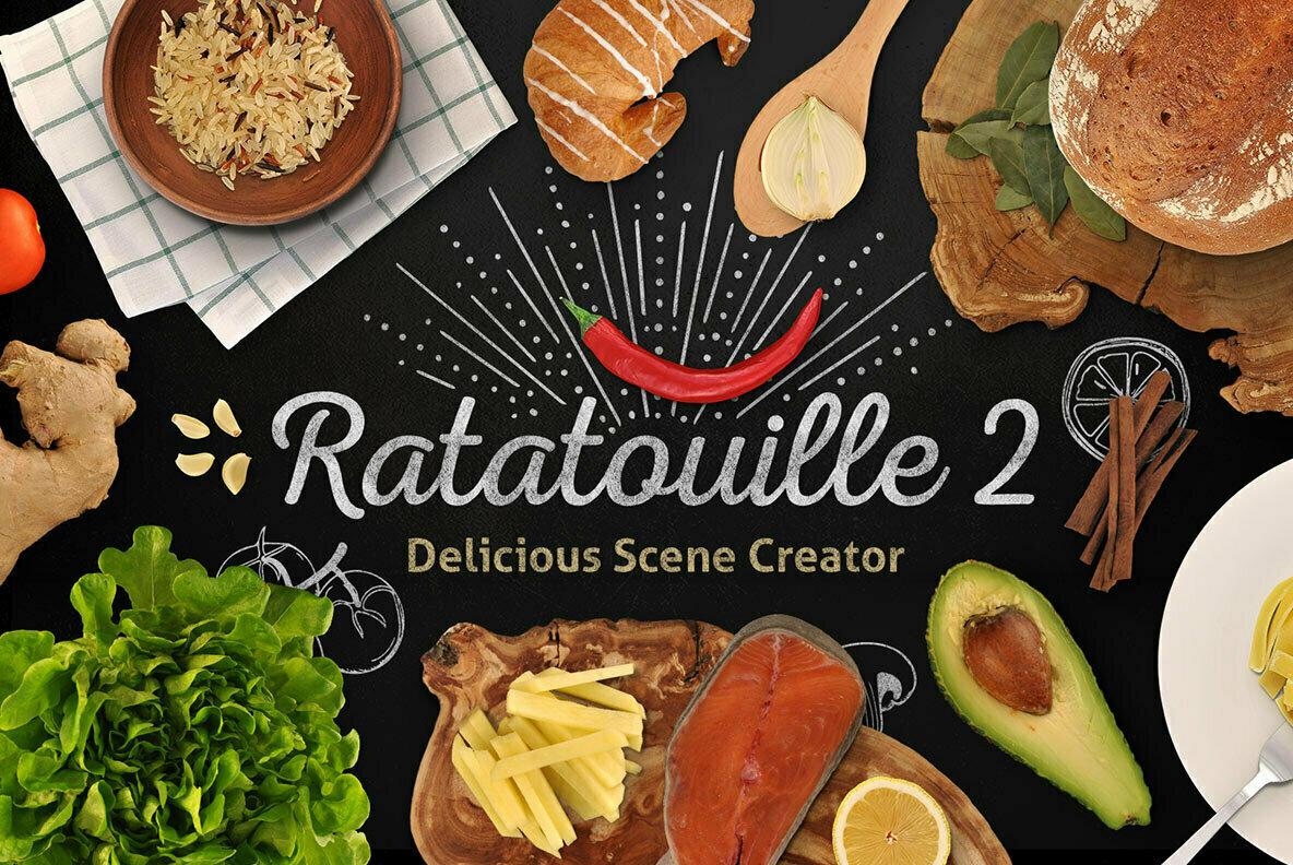Ratatouille 2   Delicious Scene Creator