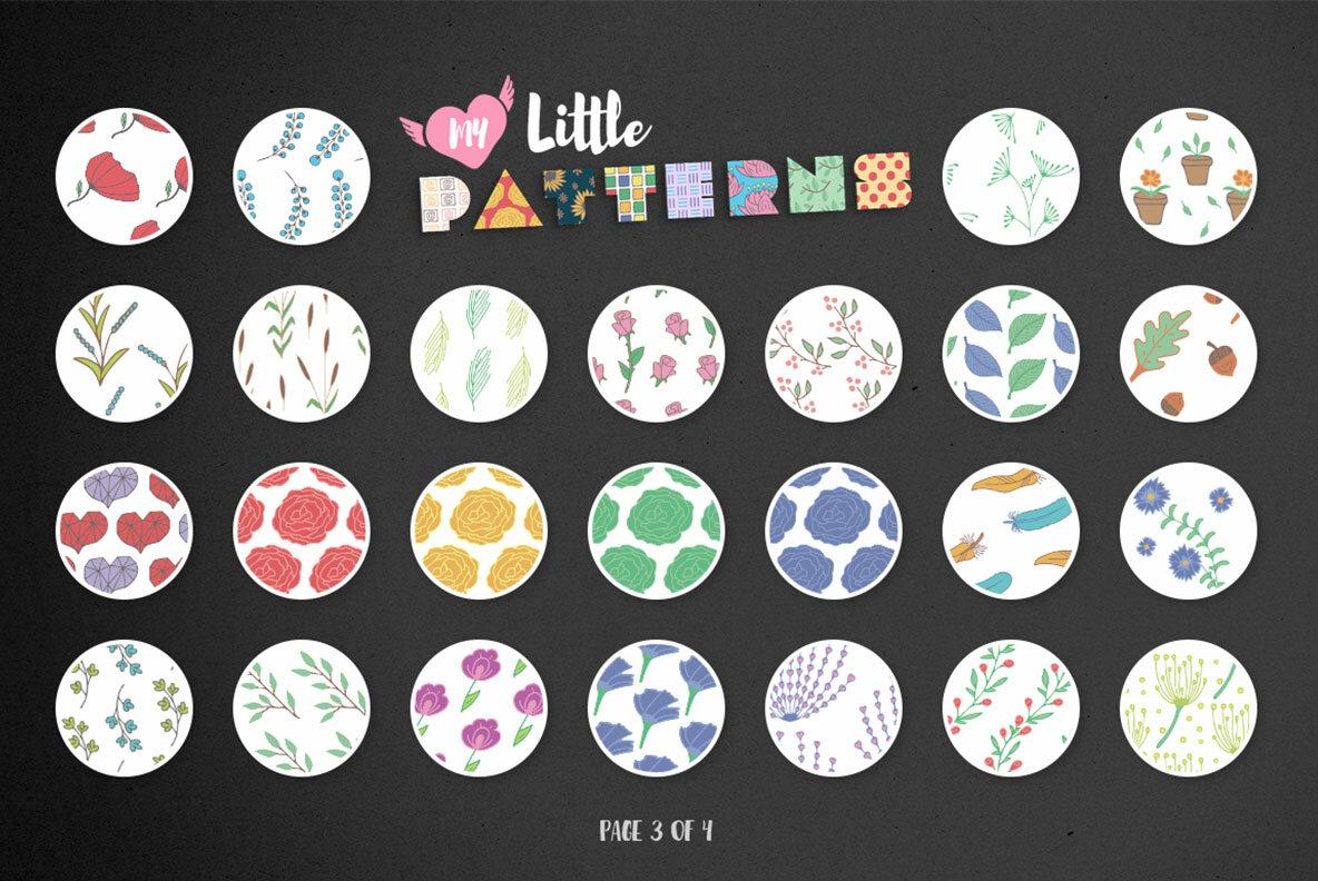 My Little Patterns