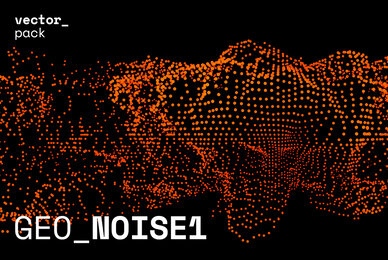 GEO NOISE1 Vector Pack