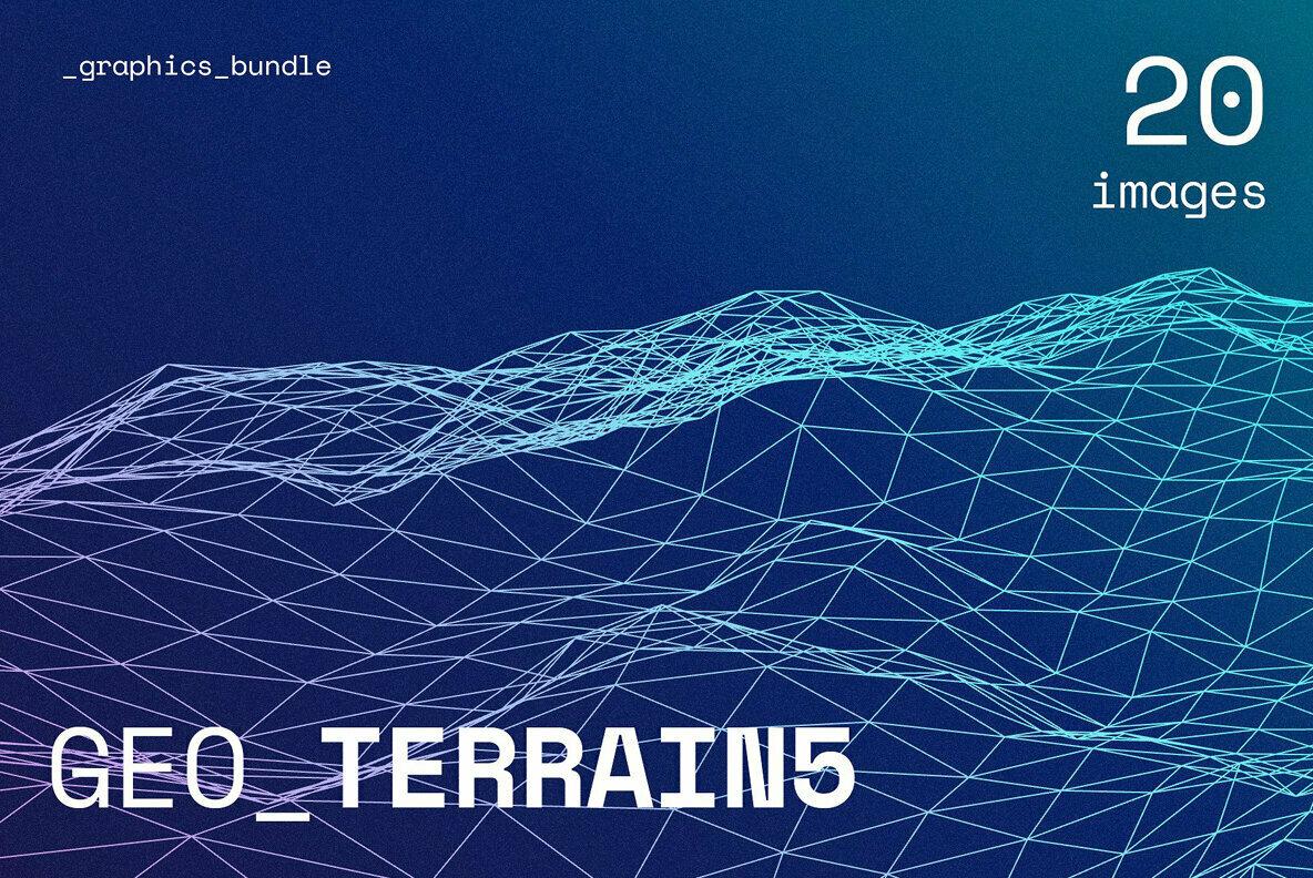 GEO TERRAIN5 Image Pack
