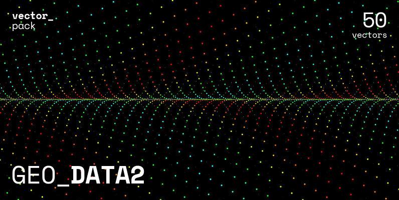 GEO DATA2 Vector Pack