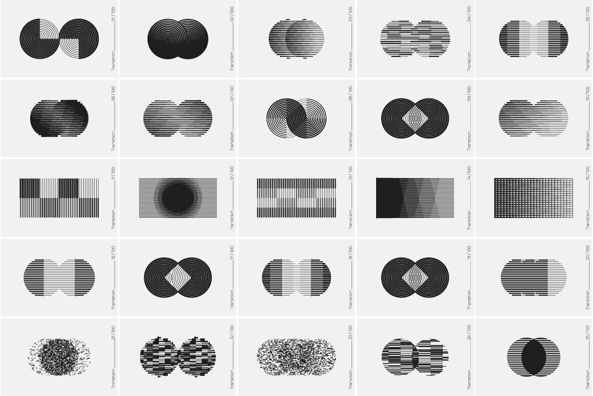 Halftone Dot Pattern Affinity Designer