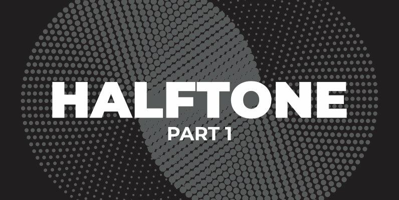 60 Vector Halftones Part 1