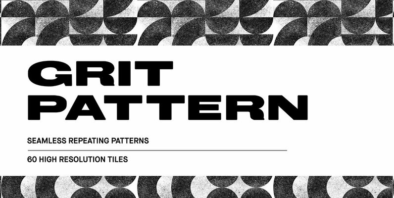 Grit Pattern Tiles