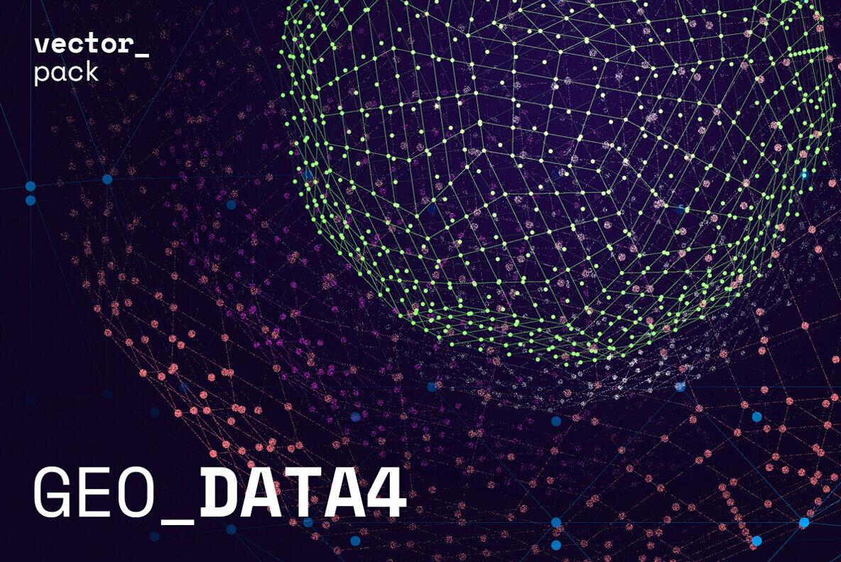 GEO DATA4 Vector Pack
