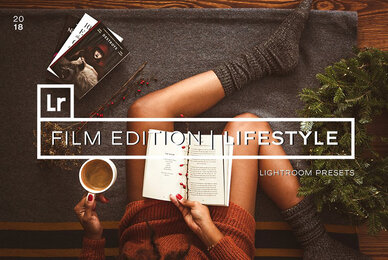 Film Lifestyle Lightroom Presets