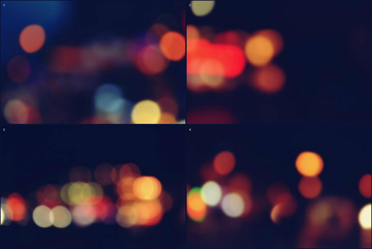 Blur Bokeh Backgrounds V1