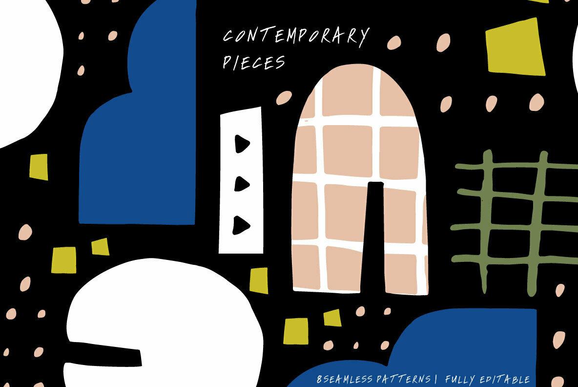 Contemporary Pieces