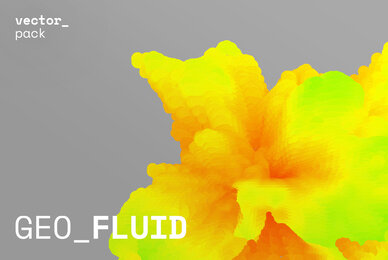 GEO FLUID Vector Pack