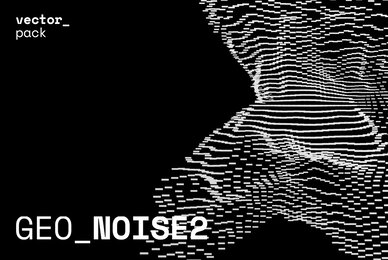 GEO NOISE2 Vector Pack