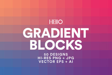 Gradient Blocks