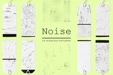 Noise Seamless Vector Patterns