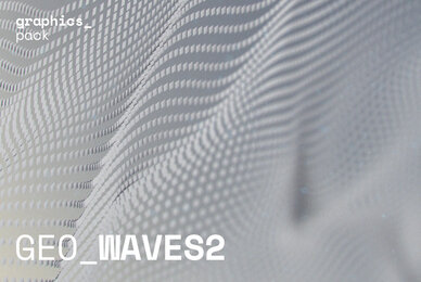 GEO WAVES2 Vector Pack