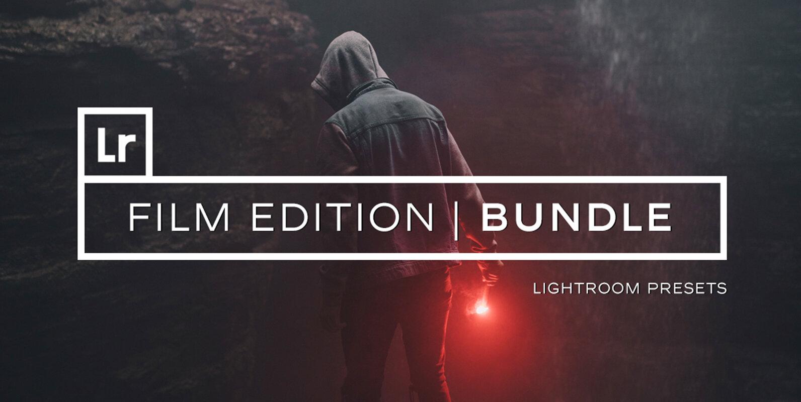 Film Bundle Lightroom Presets